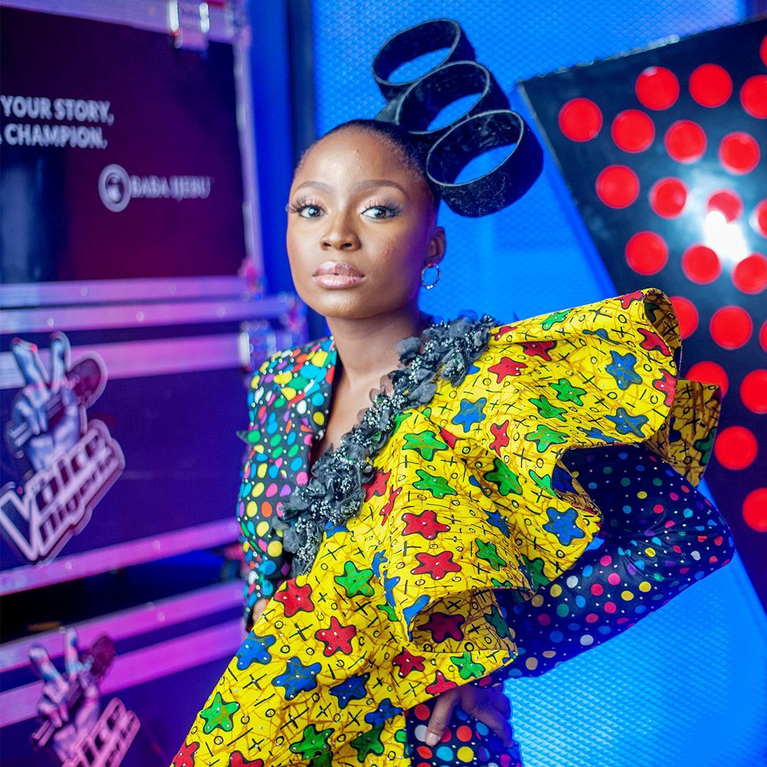 Esther Benyeogo The Voice Nigeria Winner