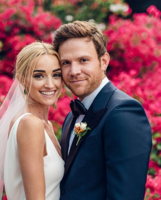 Ginny and Georgia star, Brianne Howey tie the knot!